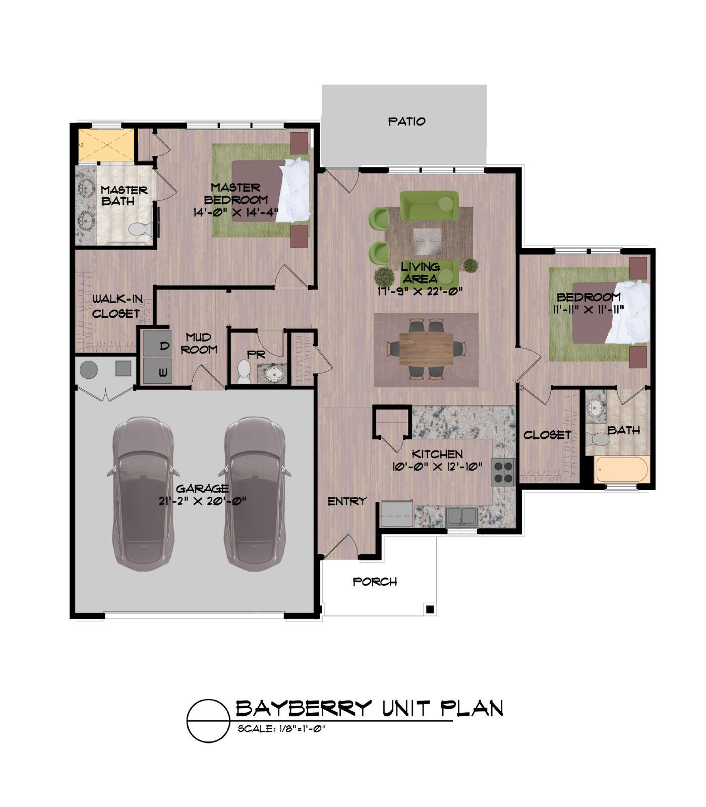 Bayberry Apartments: Hawthorne Commons Dublin Ohio