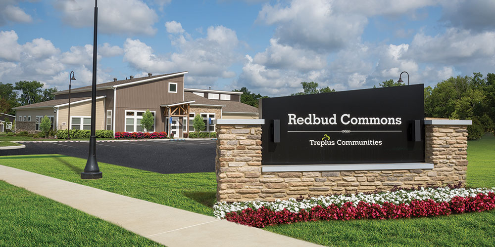 Redbud Commons Award Winning 55 Plus Community in PIckerington Ohio