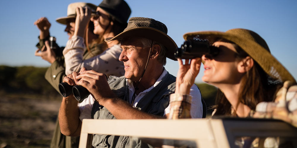 active adult travelers onsafari