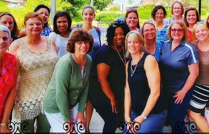Annual Women's Leadership Coalition Summer Social 2018