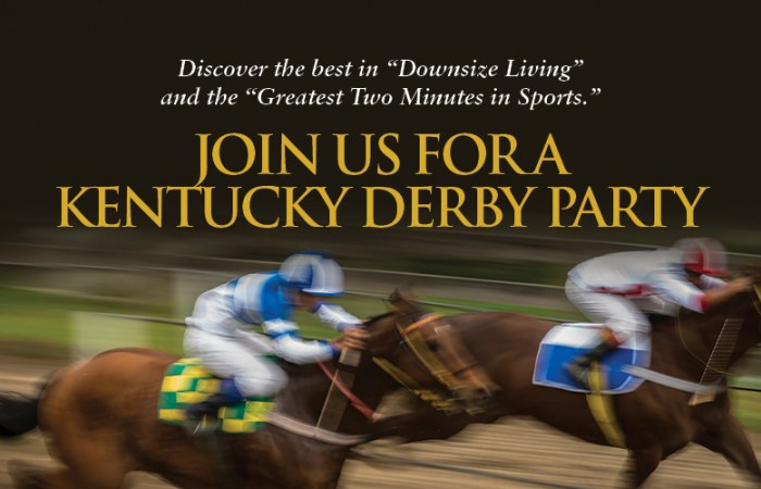 2021 Kentucky Derby Party
