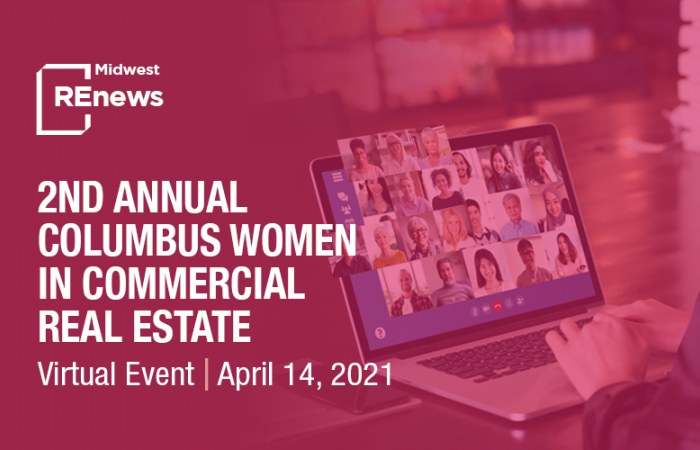 Columbus Women in Commerical Real Estate Virtual Event
