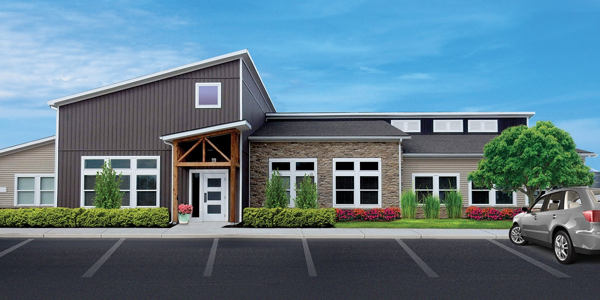 redbud clubhouse luxury apartments for downzing in Pickerington
